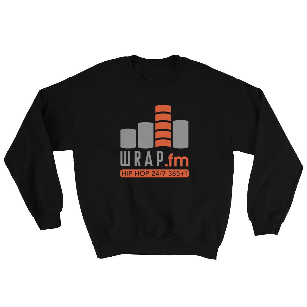 WRAP.fm Signature Crewneck Sweatshirt