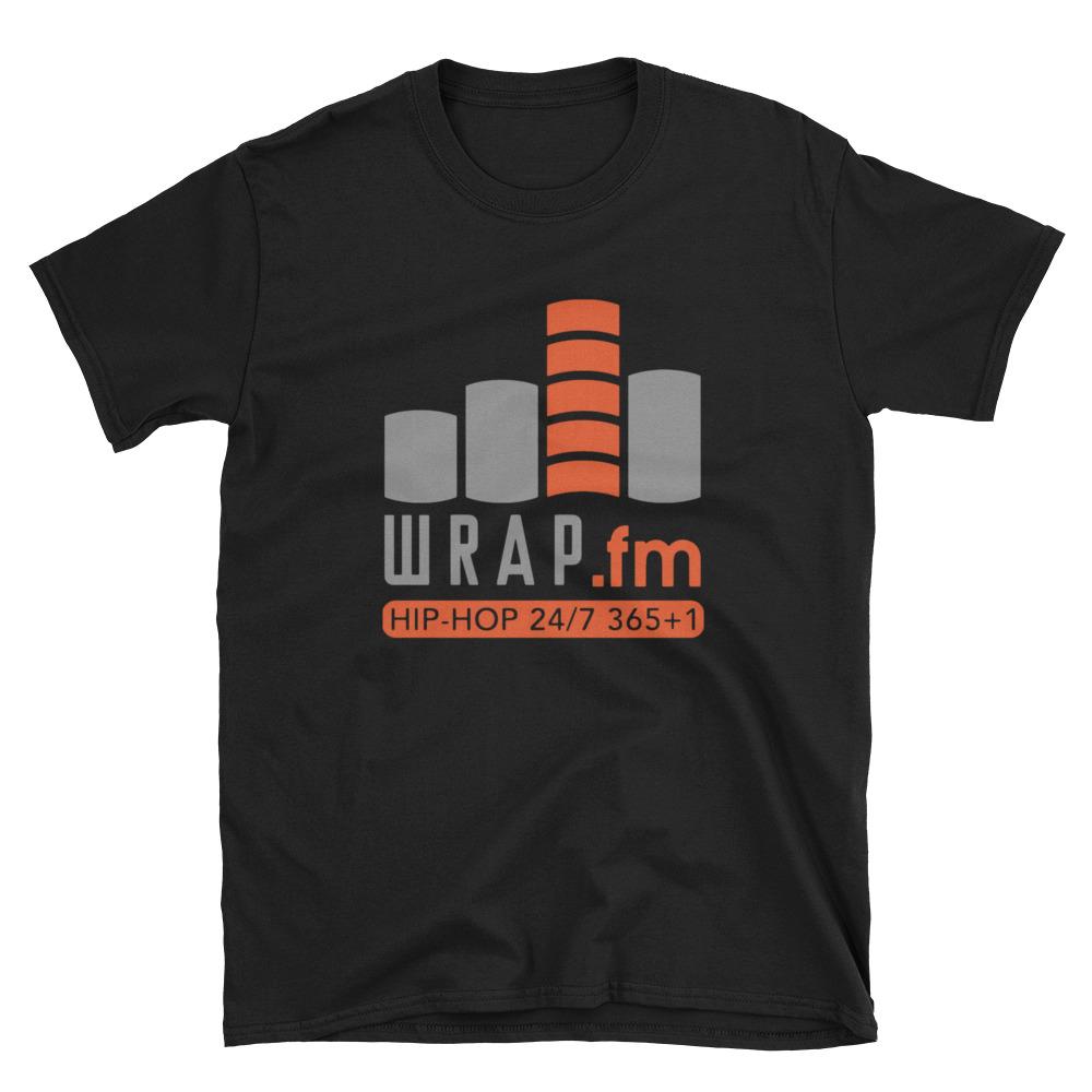 WRAP.fm Signature S/S Tee