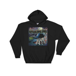 Dro Pesci Groundhog Day Artwork Pullover Hoodie