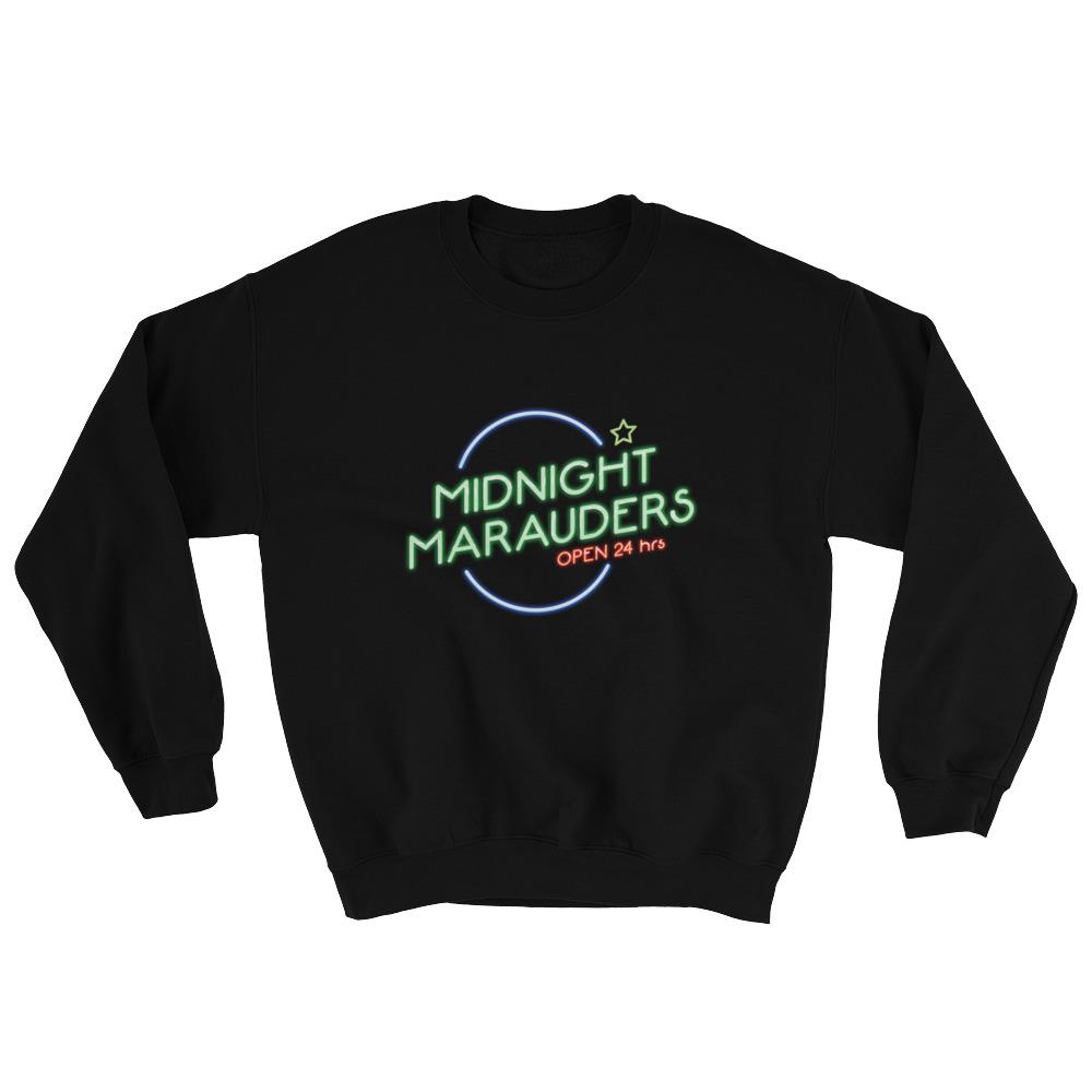 12AM Marauders Crewneck Sweatshirt