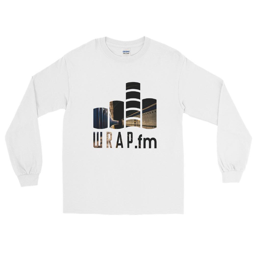 WRAP.fm High St L/S Tee