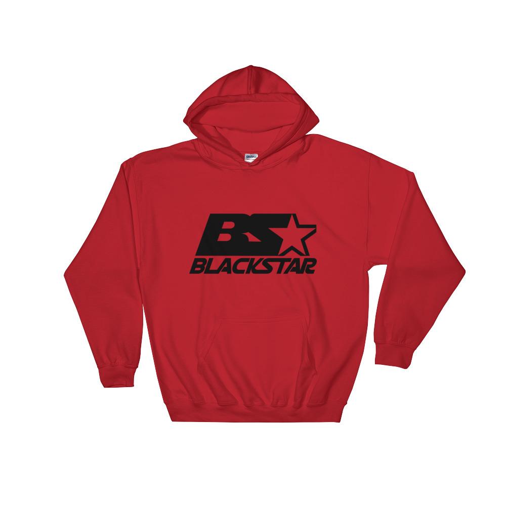 Blackstar Pullover Hoodie