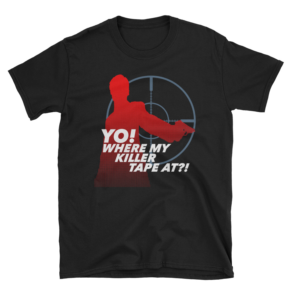 Killer Tape S/S Tee
