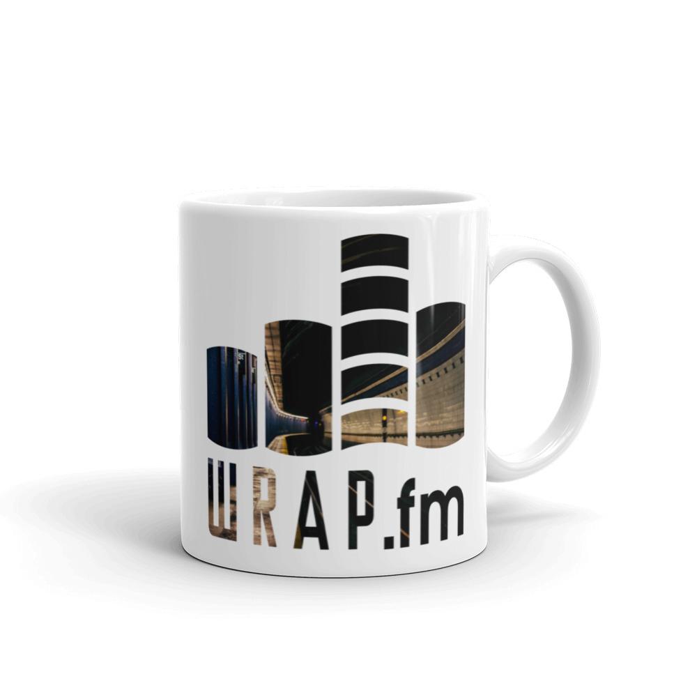 WRAP.fm High St Mug