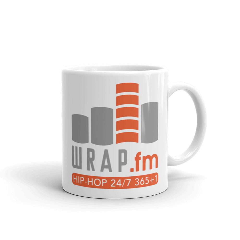 WRAP.fm Signature Mug
