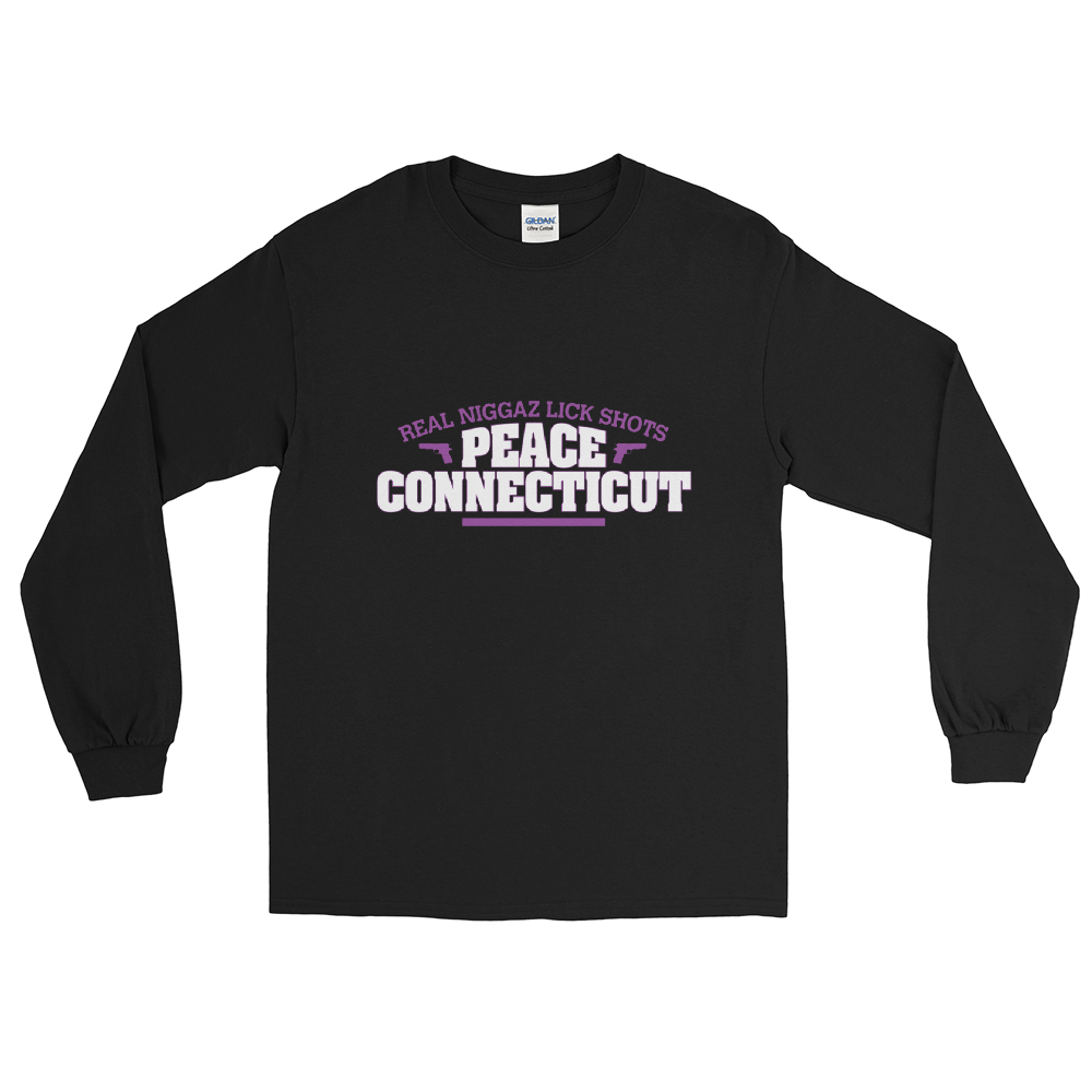 Peace Connecticut L/S Tee