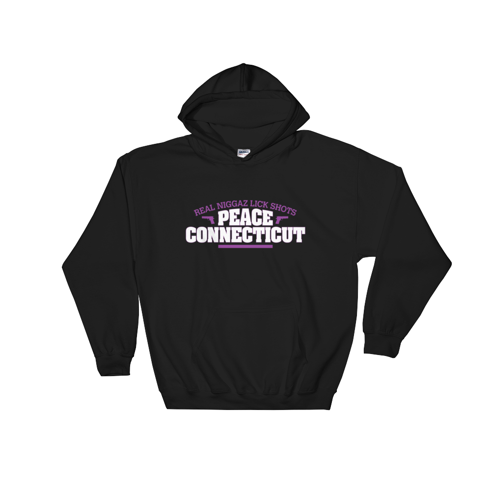 Peace Connecticut Pullover Hoodie