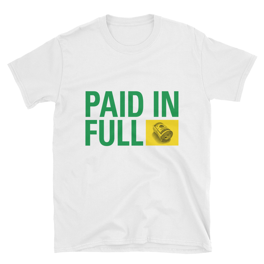 Paid in Full S/S Tee
