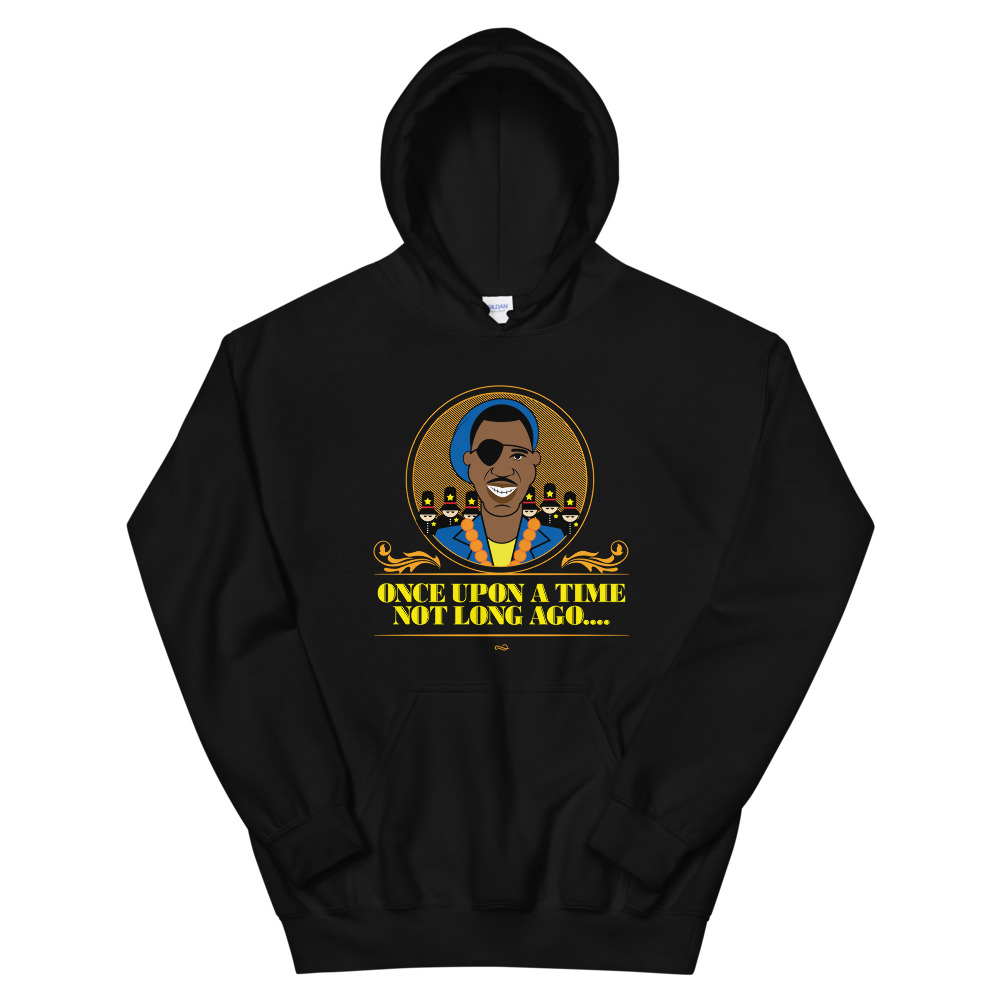 Once Upon a Time Pullover Hoodie