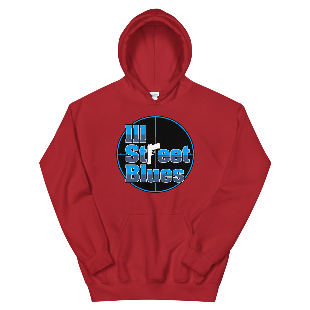 Ill Street Pullover Hoodie