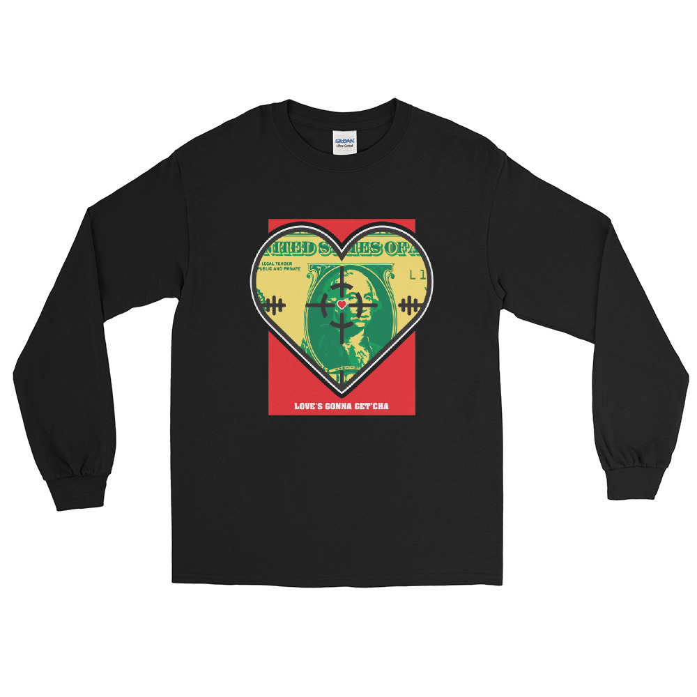 Watch Out For Love L/S Tee