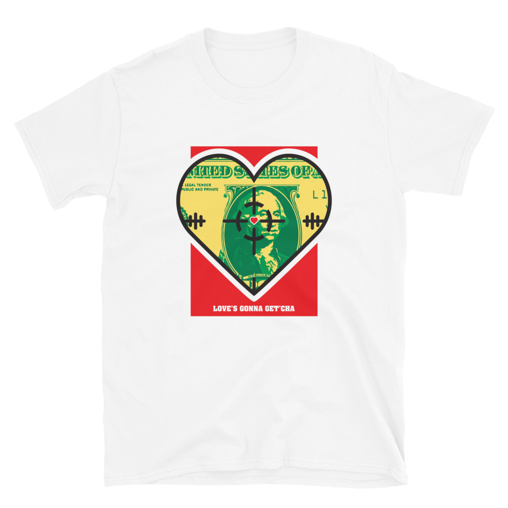 Look Out For Love S/S Tee