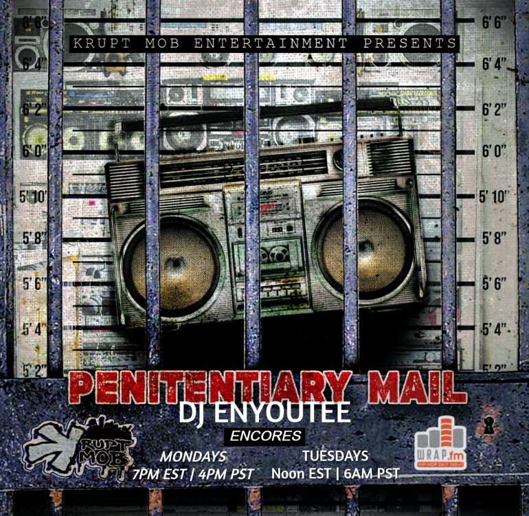 Penitentiary Mail DJ Enyoutee