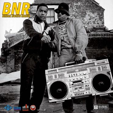 break north radio dj hullewud