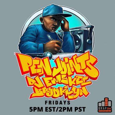 Pen Joints Show DJ Emskee