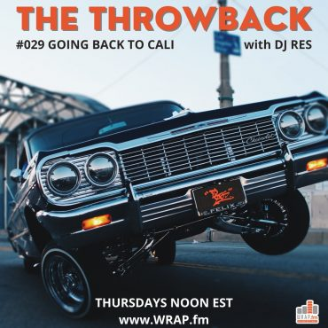 Dj Res The Throwback