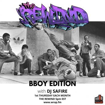 the rewind dj safire bboy edition