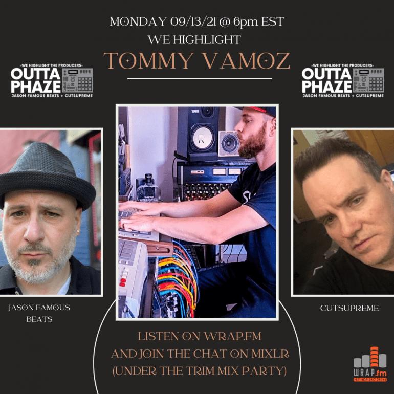 Tommy vamoz jason famous beats cutsupreme