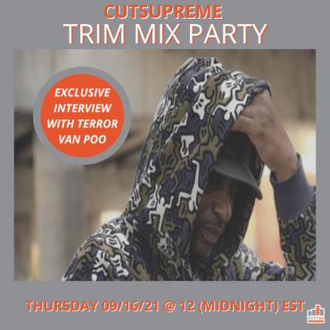 Terror Van poo cutsupreme trim mix party