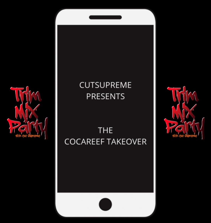 trim mix party cutsupreme cocareef