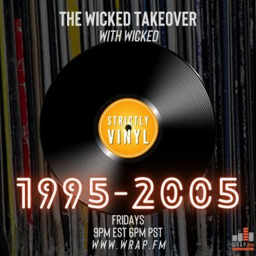 #019 The Wicked Takeover All Vinyl Show with Wicked