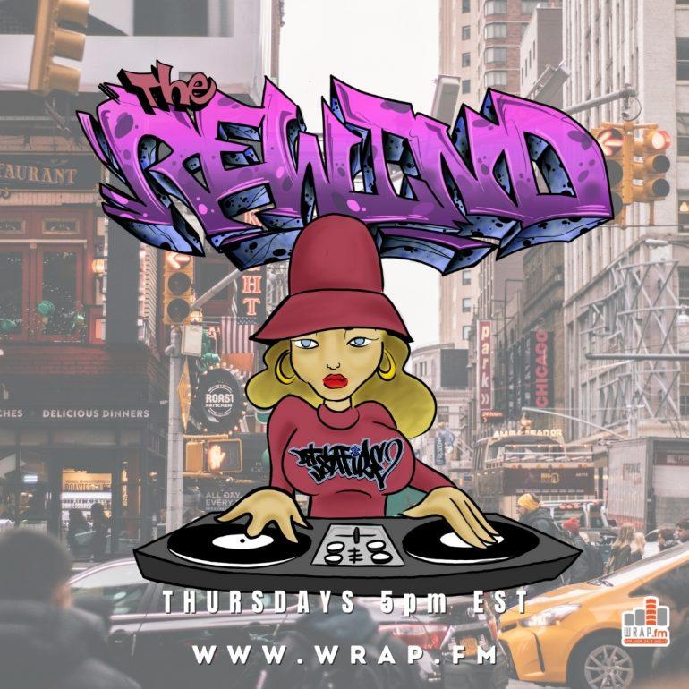 DJ Safire The Rweind hip hop