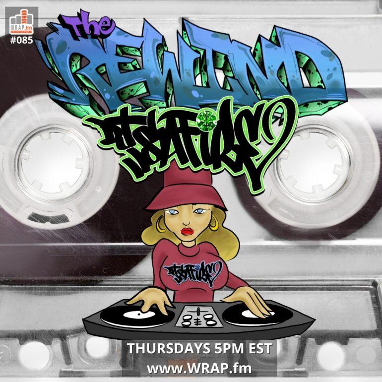 DJ Safire The Rweind hip hop old school throwbacks classic